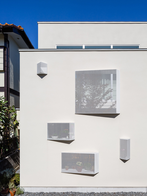 白空の家-2