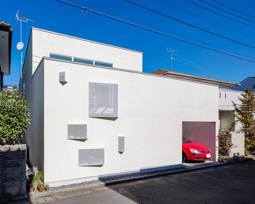 白空の家-3