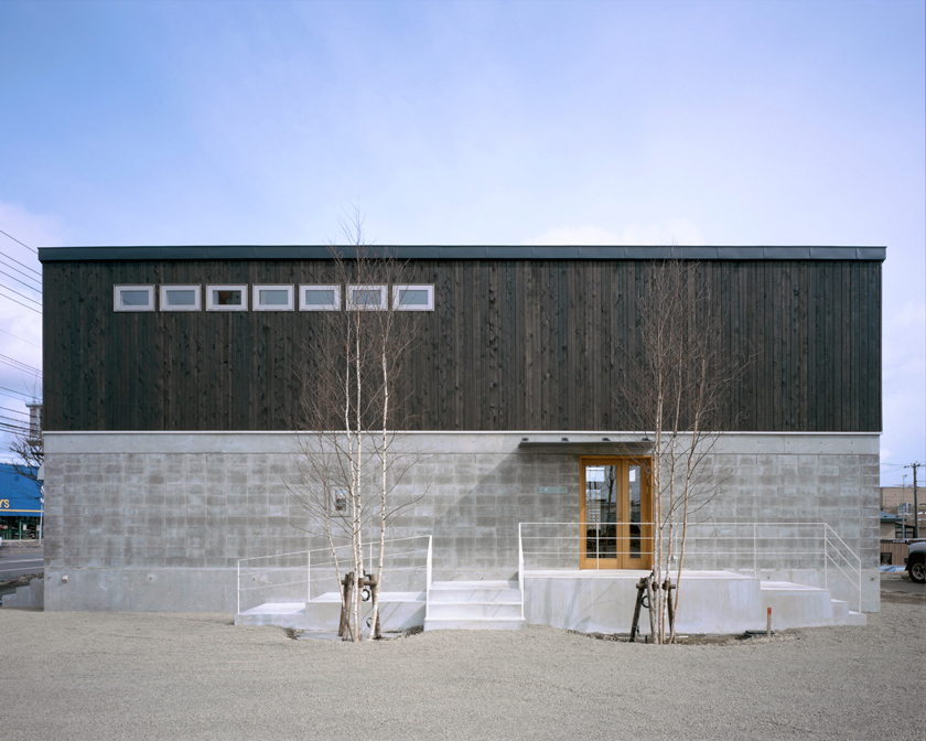 ami cafe in Kushiro-2