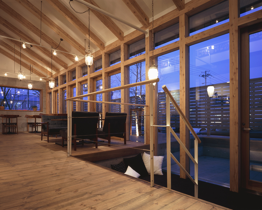 ami cafe in Kushiro-9